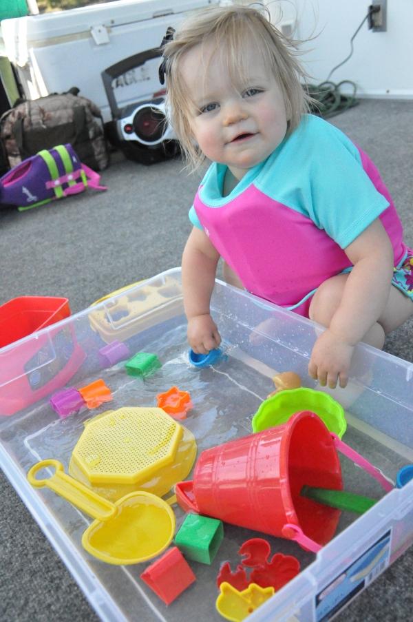 Home Spun Fun: Water Play