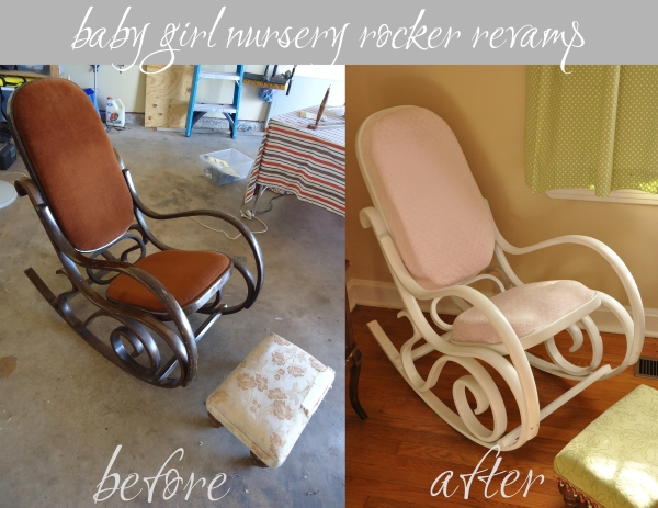 Rocker Revamp Before & After