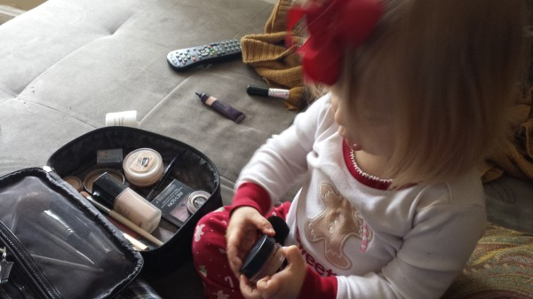 Home Spun Fun: Makeup