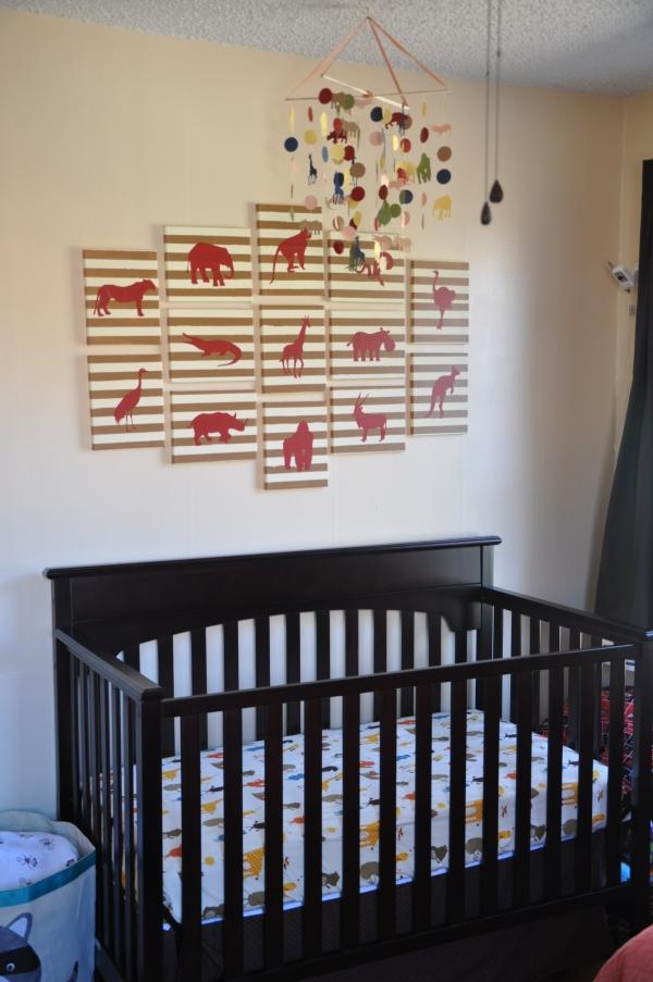 Baby Boy S Animal Silhouette Room Hair Teasing Amp Hair Bows